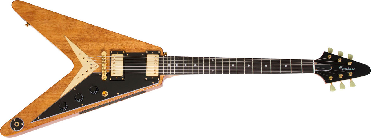 Epiphone Limited Edition Korina Flying-V