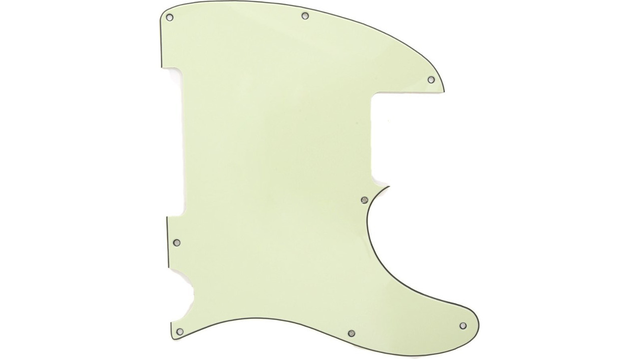 Esquire pick guard