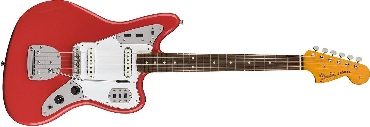 Fender '60s Jaguar Lacquer