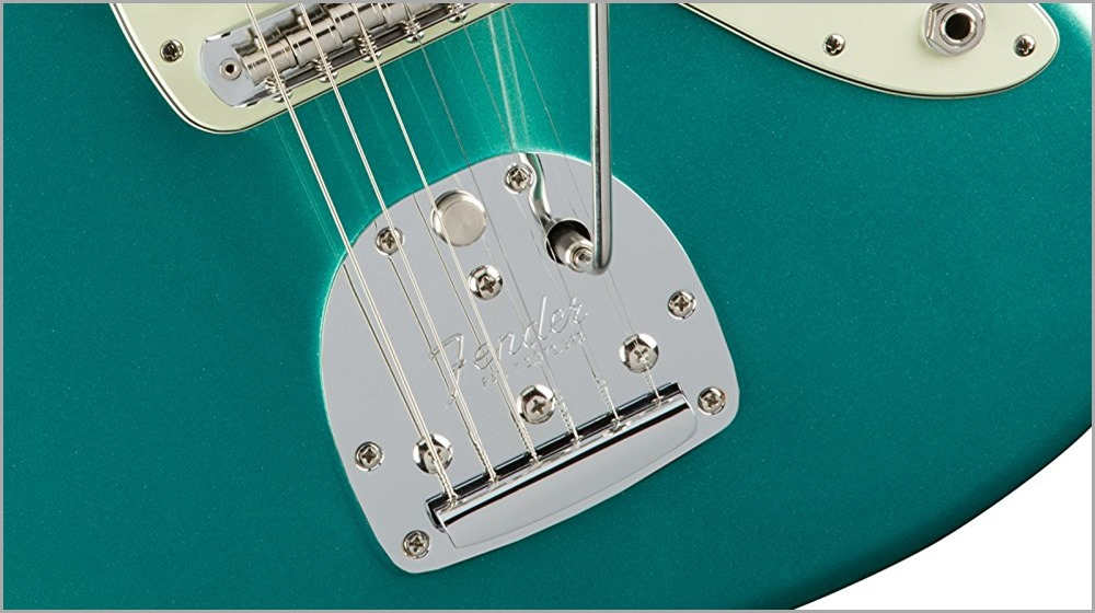 Would a tremolo lock button be useful on the Squier Jaguar or