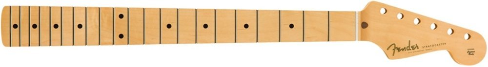 Fender Classic Player '50s Stratocaster Neck Soft V Shape - Maple Fingerboard