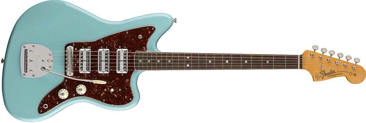 Fender Limited Edition 60th Anniversary Triple Jazzmaster