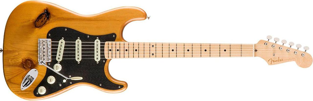 Fender Limited Edition American Vintage '59 Pine Stratocaster Natural