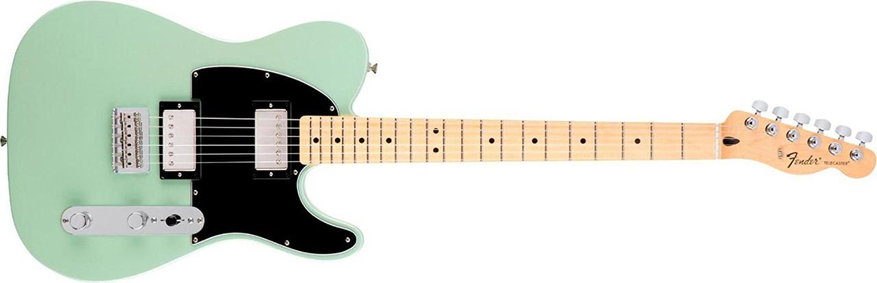 Fender Special Edition HH Maple Fingerboard Standard Telecaster Sea Foam Pearl