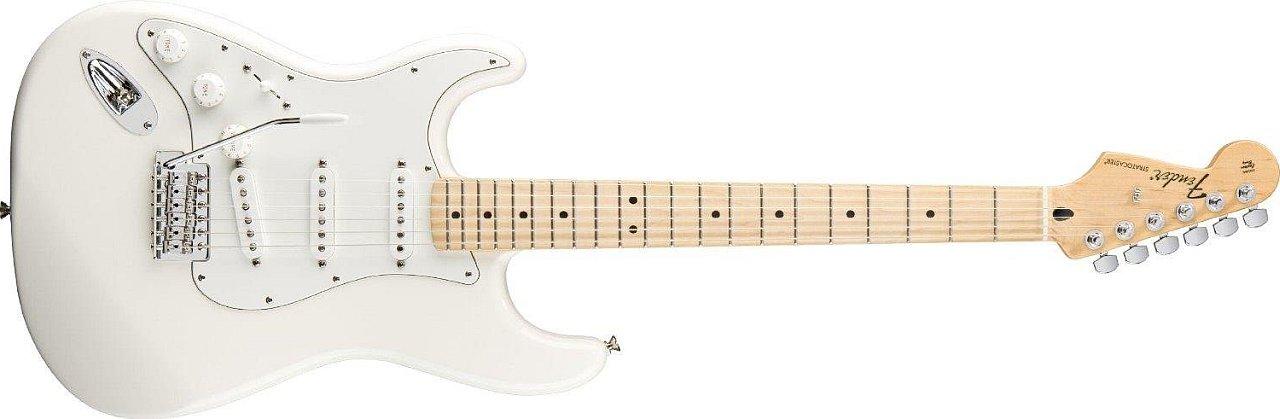 Fender Stratocaster Left Handed Flipped