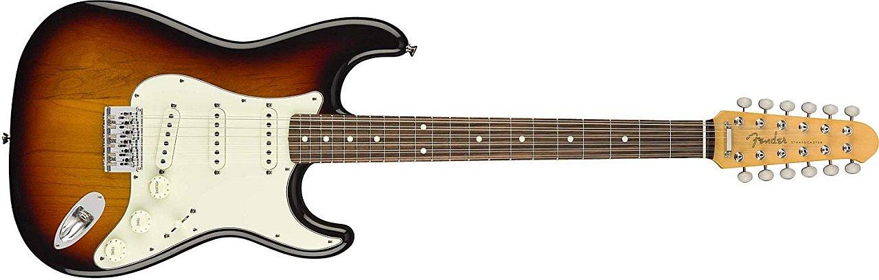 Fender Stratocaster XII Japan
