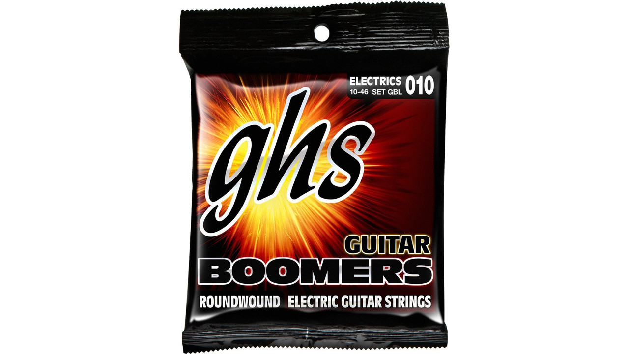 GHS Guitar Boomers 10-46