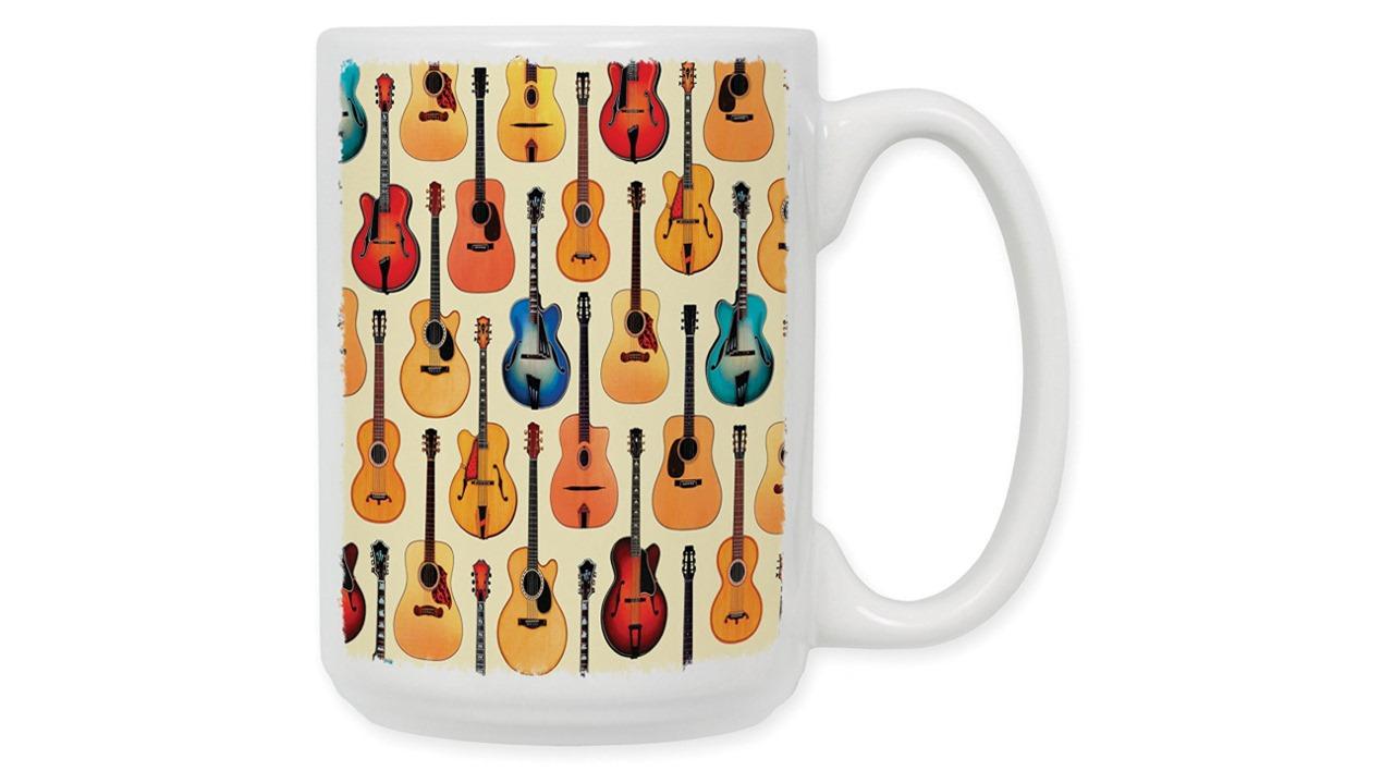 Acoustic Guitars Mug