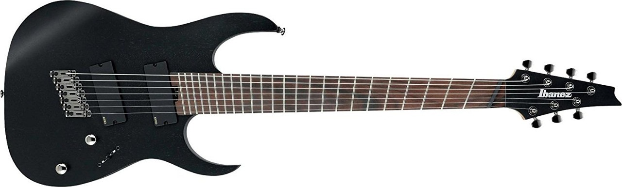 Ibanez RG Iron Label RGIM7MH Multi Scale