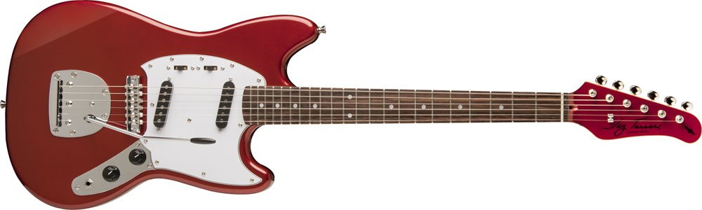 Jay Turser JT-MG2 - Candy Apple Red