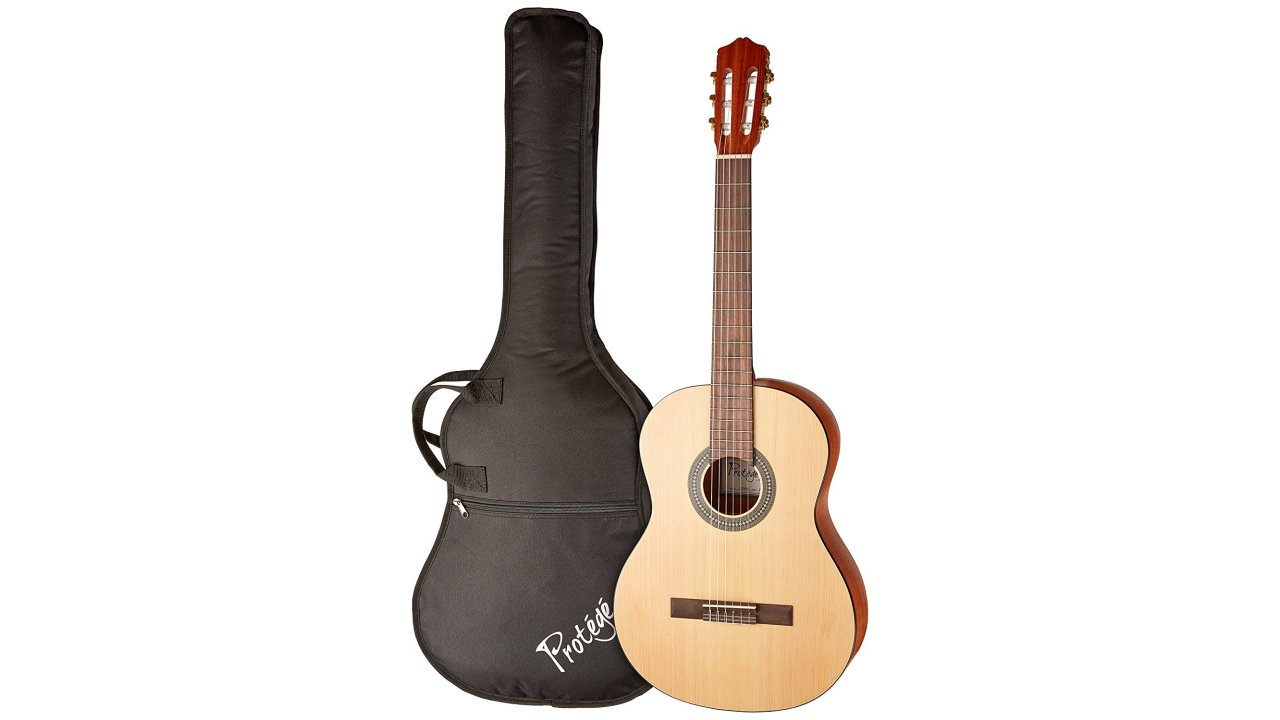 Protege by Cordoba C100M Full Size Classical Guitar with Gig Bag and Tuner