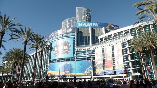 Anaheim Convention Center - NAMM