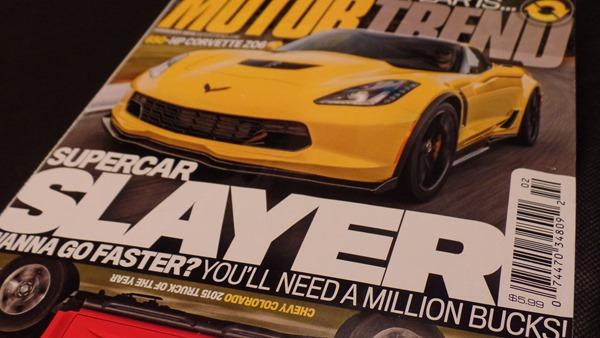 Motor Trend Magazine - February 2015