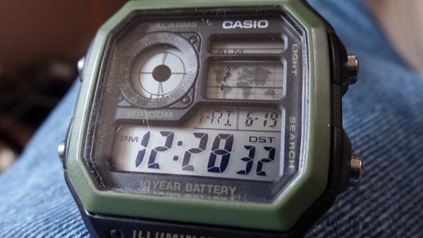 Casio AE1200WHB-1BV