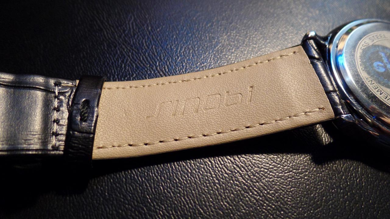 Sinobi 9358 signed strap