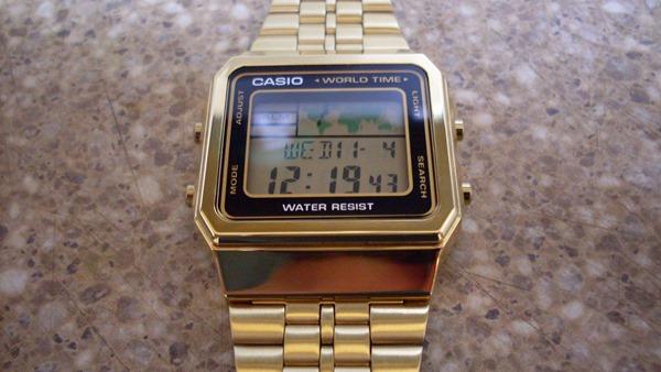 Casio A500WGA-1DF
