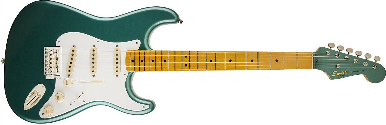 Squier Classic Vibe '50s Stratocaster Sherwood Green