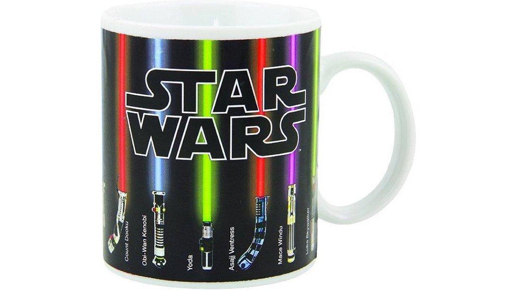Star Wars Light Saber Mug