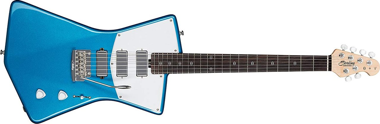 Sterling by Music Man St. Vincent