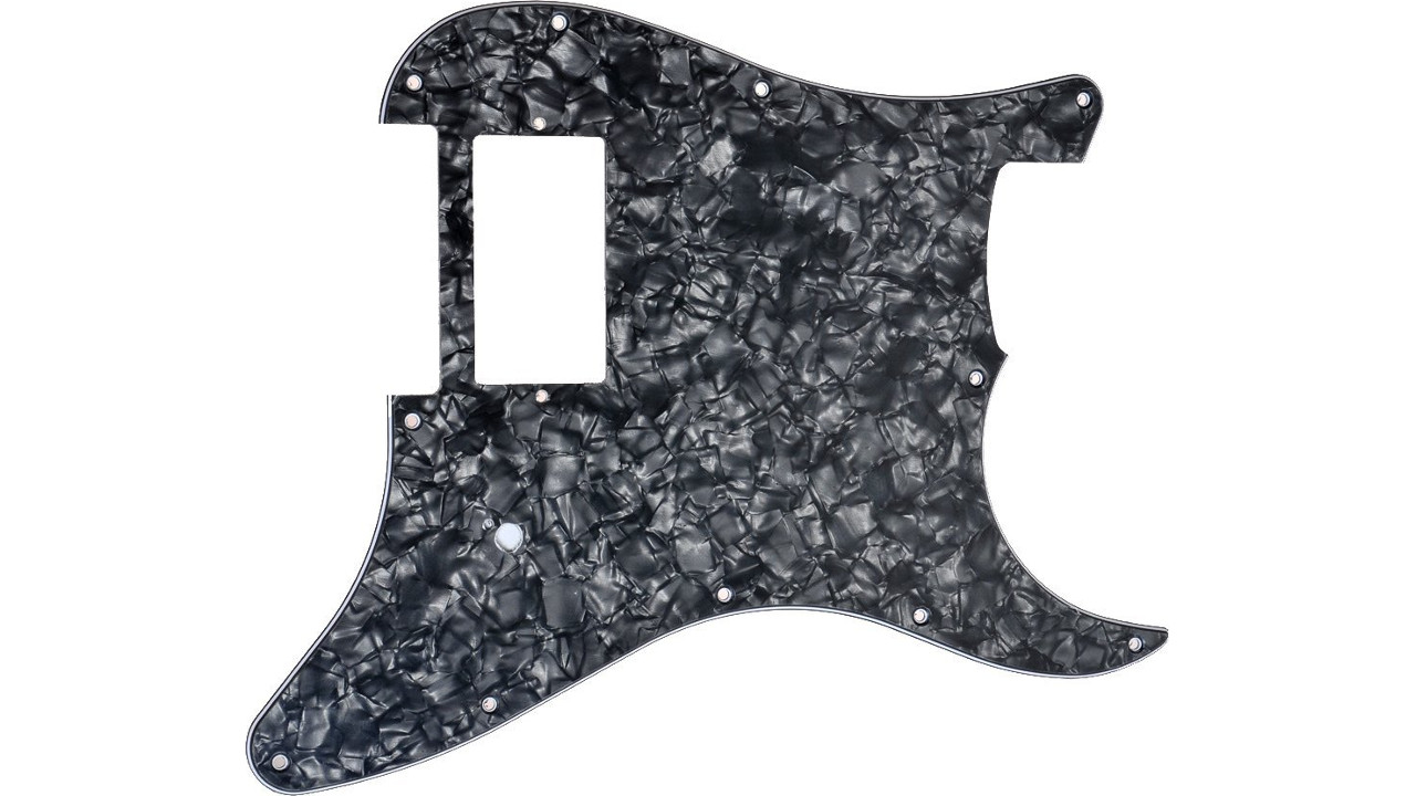 Stratocaster HB pick guard