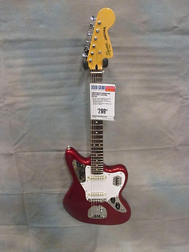 Used Squier Jaguar