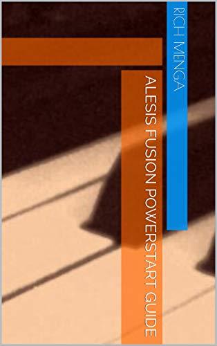 Alesis Fusion PowerStart Guide