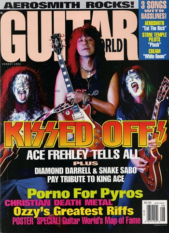 Guitar World August 1993