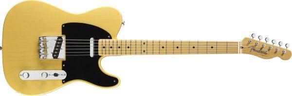 Fender American Vintage '52 Telecaster, Maple Fingerboard - Butterscotch Blonde