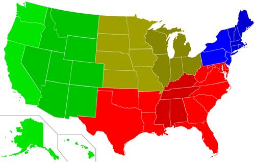 census-region-map