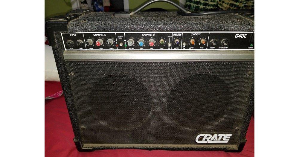 Crate G40C