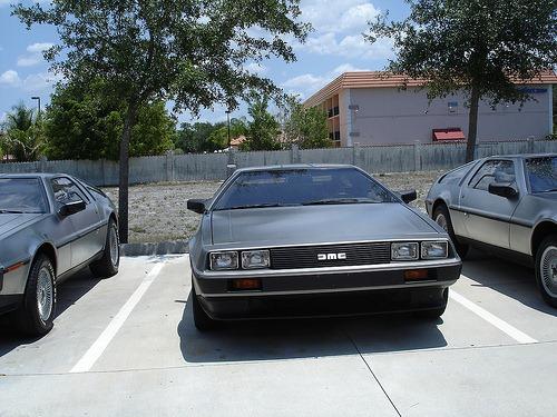 DeLorean dealership 4