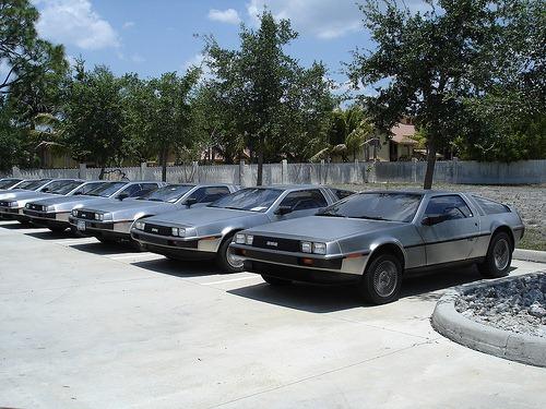 DeLorean dealership 5