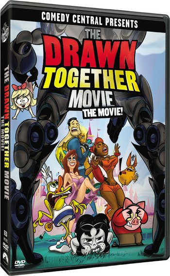 Drawn together porn