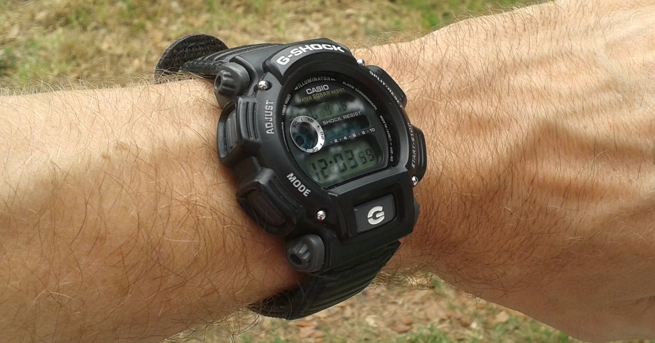 Casio G-SHOCK DW9052V-1CR