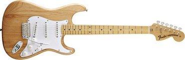 Fender Stratocaster Natural