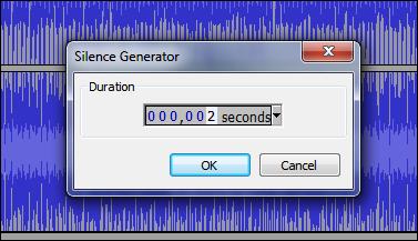 Silence Generator