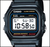Casio W59