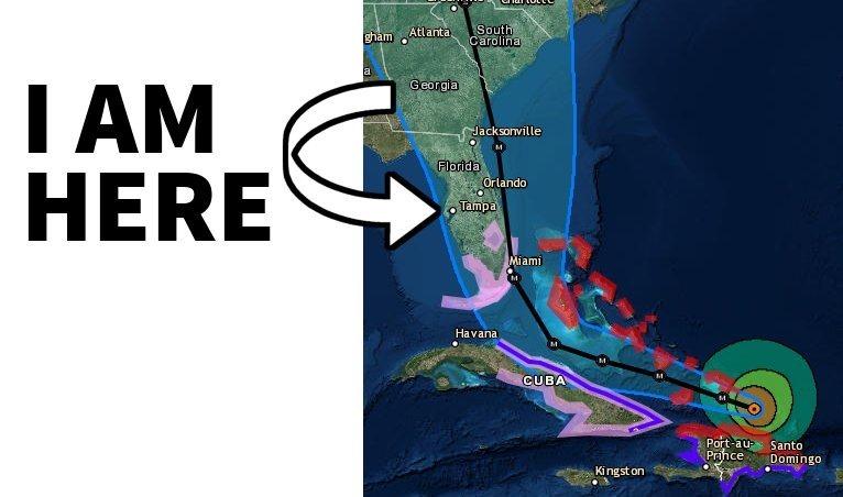 Irma The Terrible