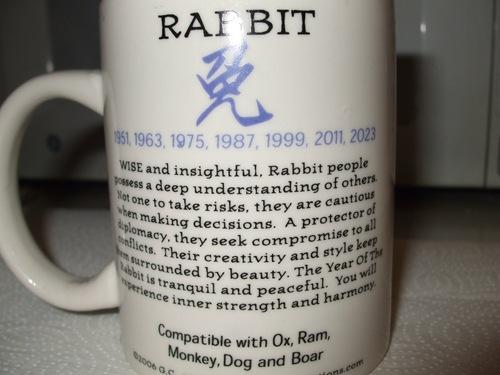rabbit-mug