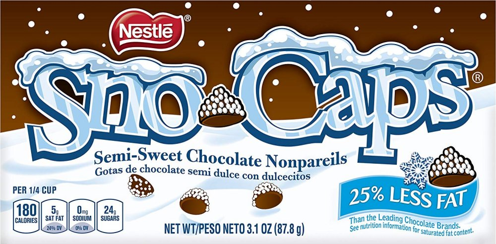 Nestle Sno-Caps