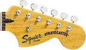 Squier Stratocaster Headstock