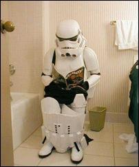 pooping stormtrooper