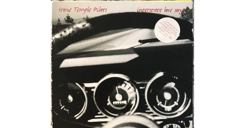 Stone Temple Pilots - Interstate Love Song single