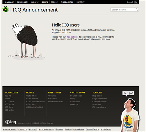 www.icq.com screen capture 2011-5-2-18-7-50
